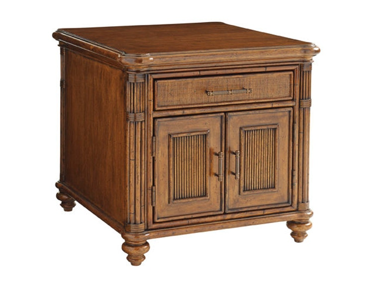 Tommy Bahama Home Mariner Storage End Table 593-952