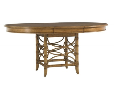 Tommy Bahama Home Coconut Grove Dining Table 540-870C