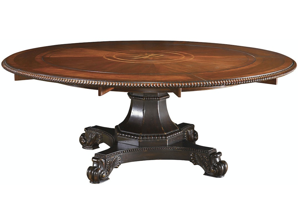 Tommy Bahama Home Dining Room Bonaire Round Dining Table