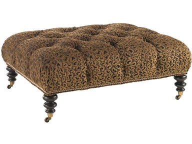 Tommy Bahama Home Victoria Cocktail Ottoman 7120-44