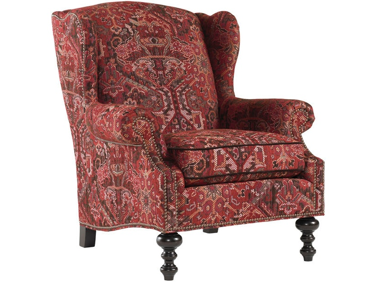 Tommy Bahama Home Batik Wing Chair 7155-11