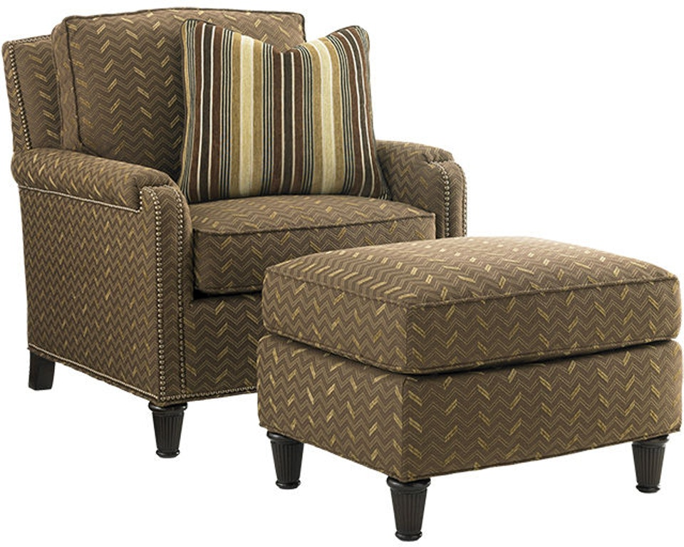 Tommy Bahama Home Living Room Bi Chair Norris