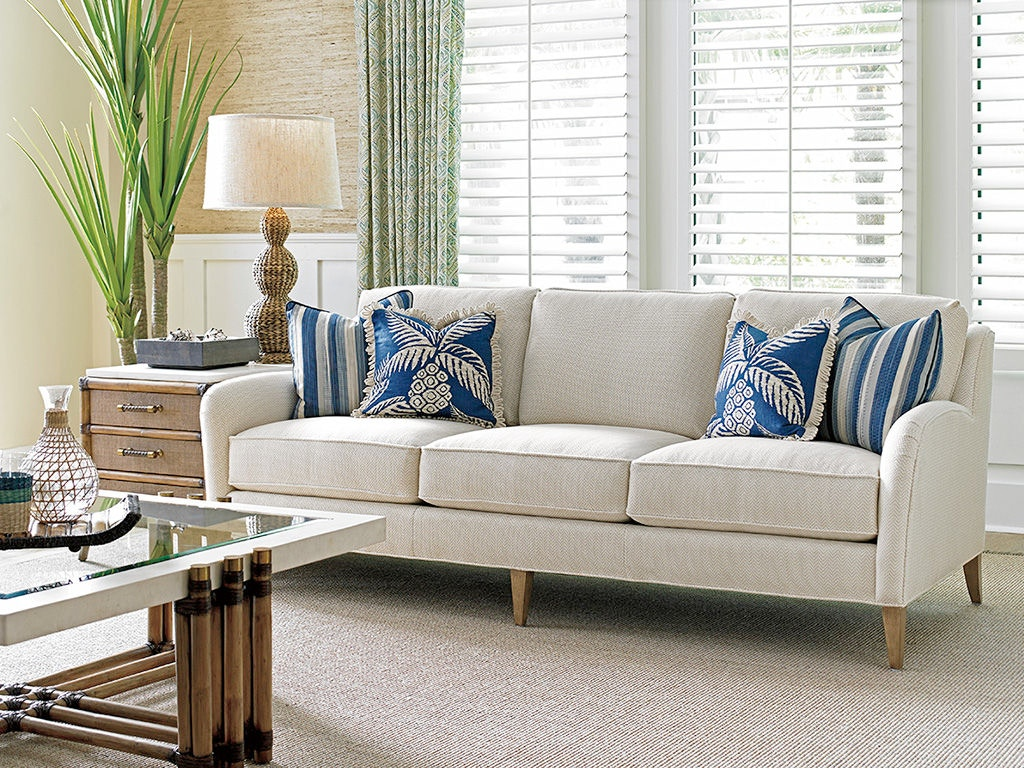 Super Tommy Bahama Home Living Room Coconut Grove Sofa 7287 33 Pdpeps Interior Chair Design Pdpepsorg