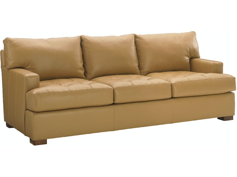 Tommy Bahama Home Osaka Leather Sofa 7294-33-01
