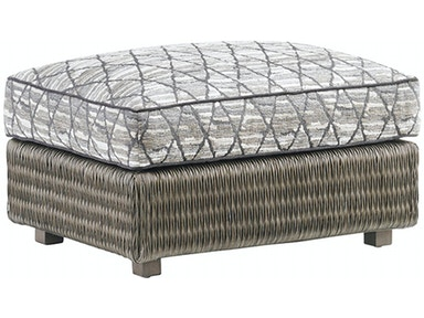 Tommy Bahama Home Hayes Ottoman 7470-44