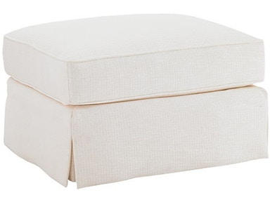 Tommy Bahama Home Crystal Caves Ottoman 7570-44
