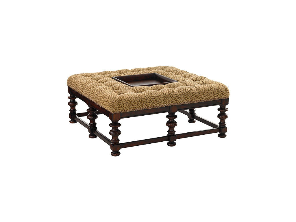 Tommy Bahama Home Heather Cocktail Ottoman 7900 44