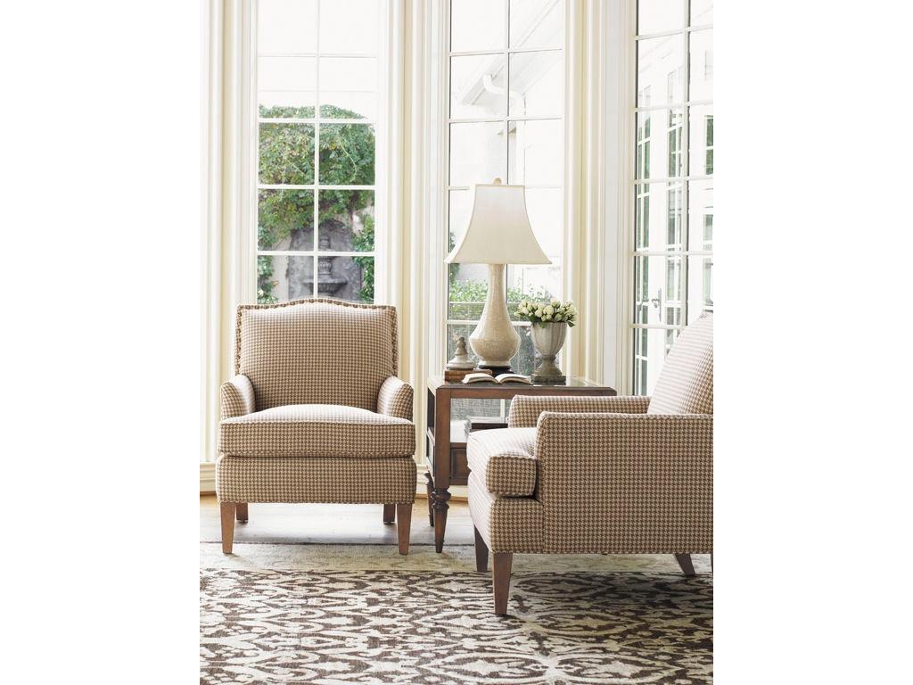 tommy bahama home living room walton tight back chair 7982 11 lexington home brands. Black Bedroom Furniture Sets. Home Design Ideas