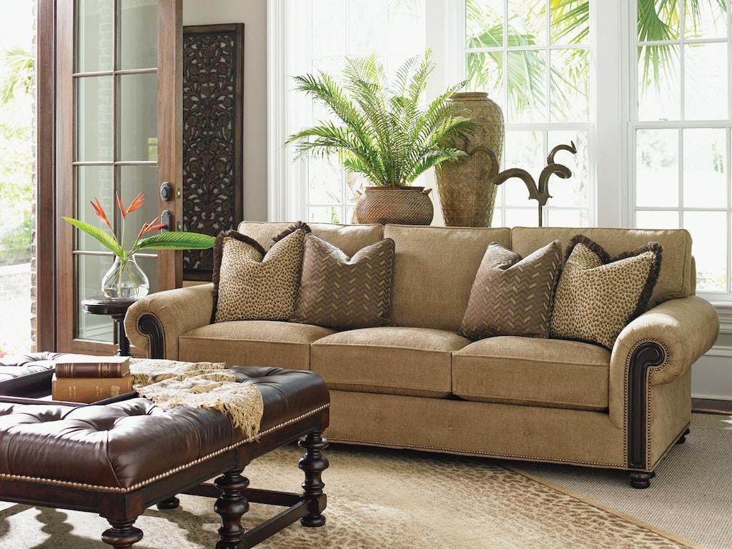 Tommy Bahama Home Riversdale Sofa 7998 33