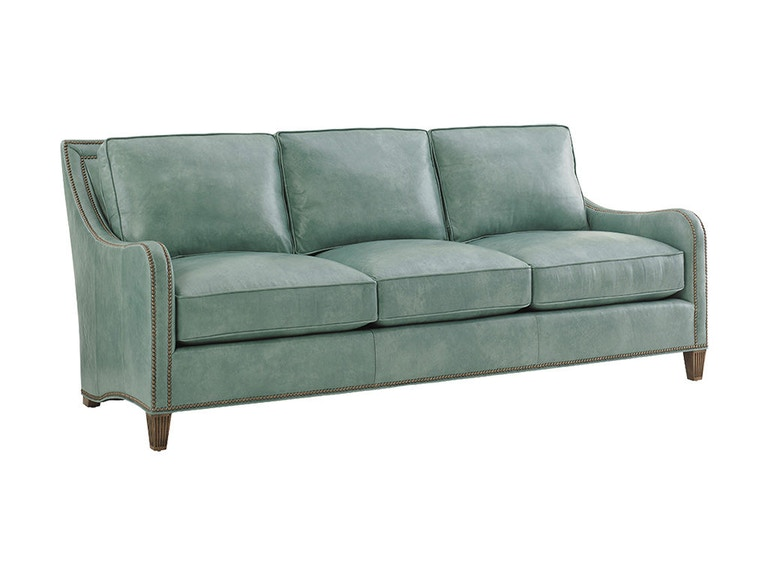 Tommy Bahama Home Koko Leather Sofa LL7212-33