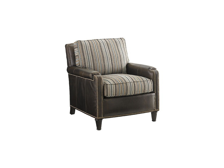 Tommy Bahama Home Bishop Leather Chair LL7274-11
