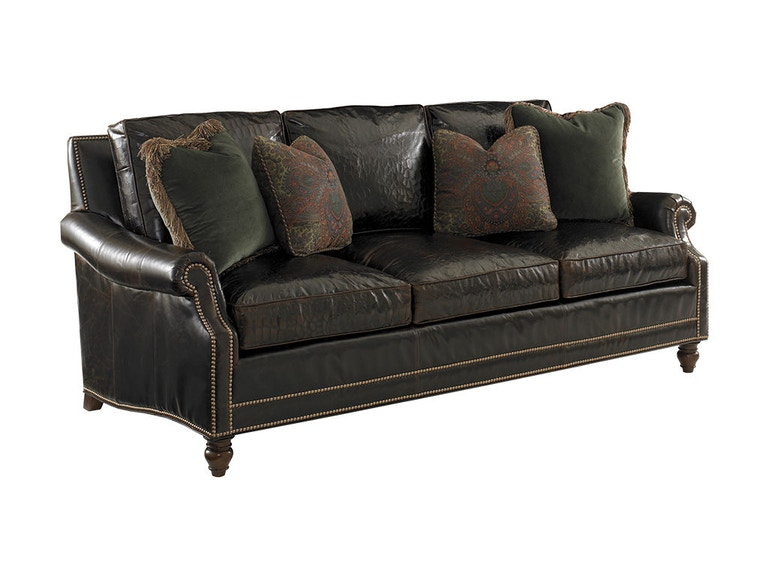 Tommy Bahama Home Sedona Leather Sofa LL7722-33