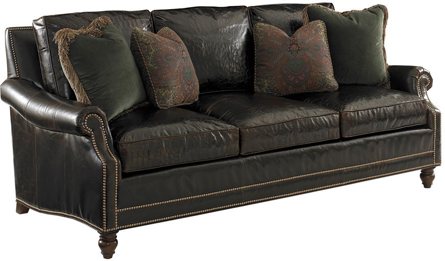 Tommy Bahama Home Living Room Sedona Leather Sofa LL7722  : ll7722 33 from www.blockersfurniture.com size 1024 x 768 jpeg 64kB
