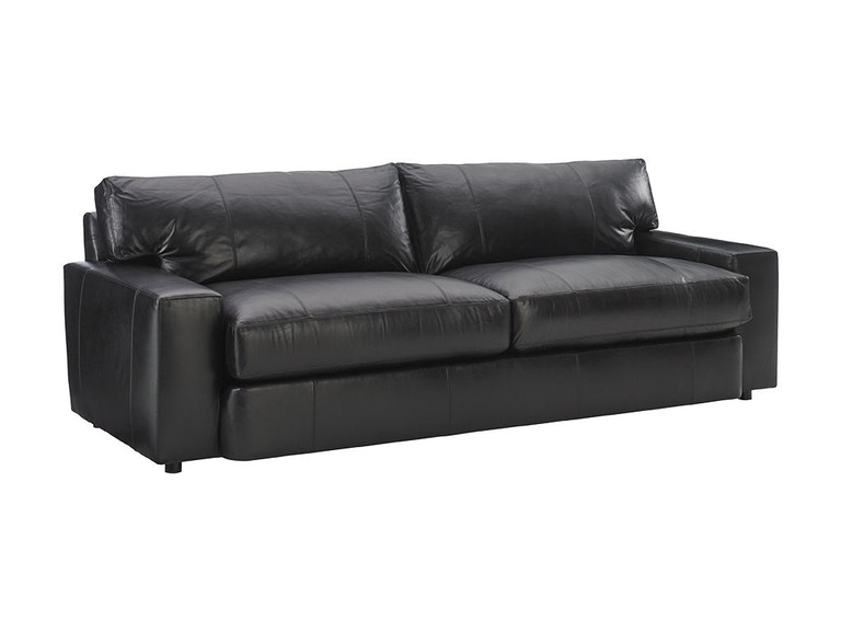 Tommy Bahama Home Sakura Leather Sofa LL7930-33