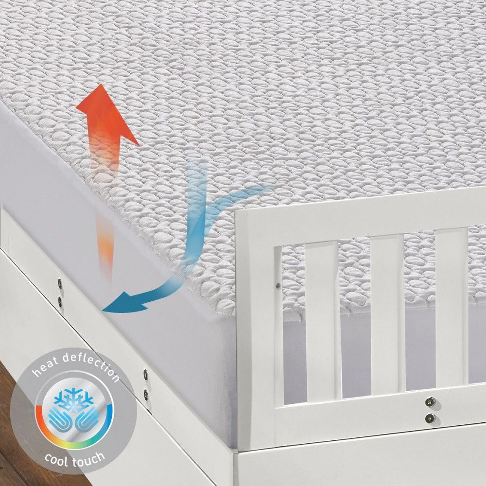 Bedgear Youth Ver Tex Temperature Regulating Waterproof Crib