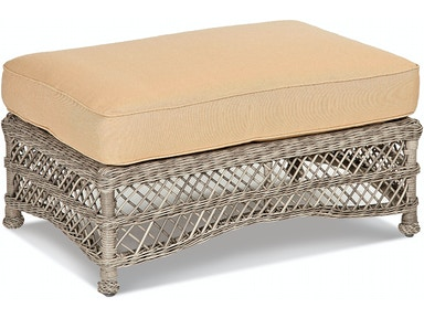 Klaussner Outdoor Willow Daybed Ottoman W1200 DBO