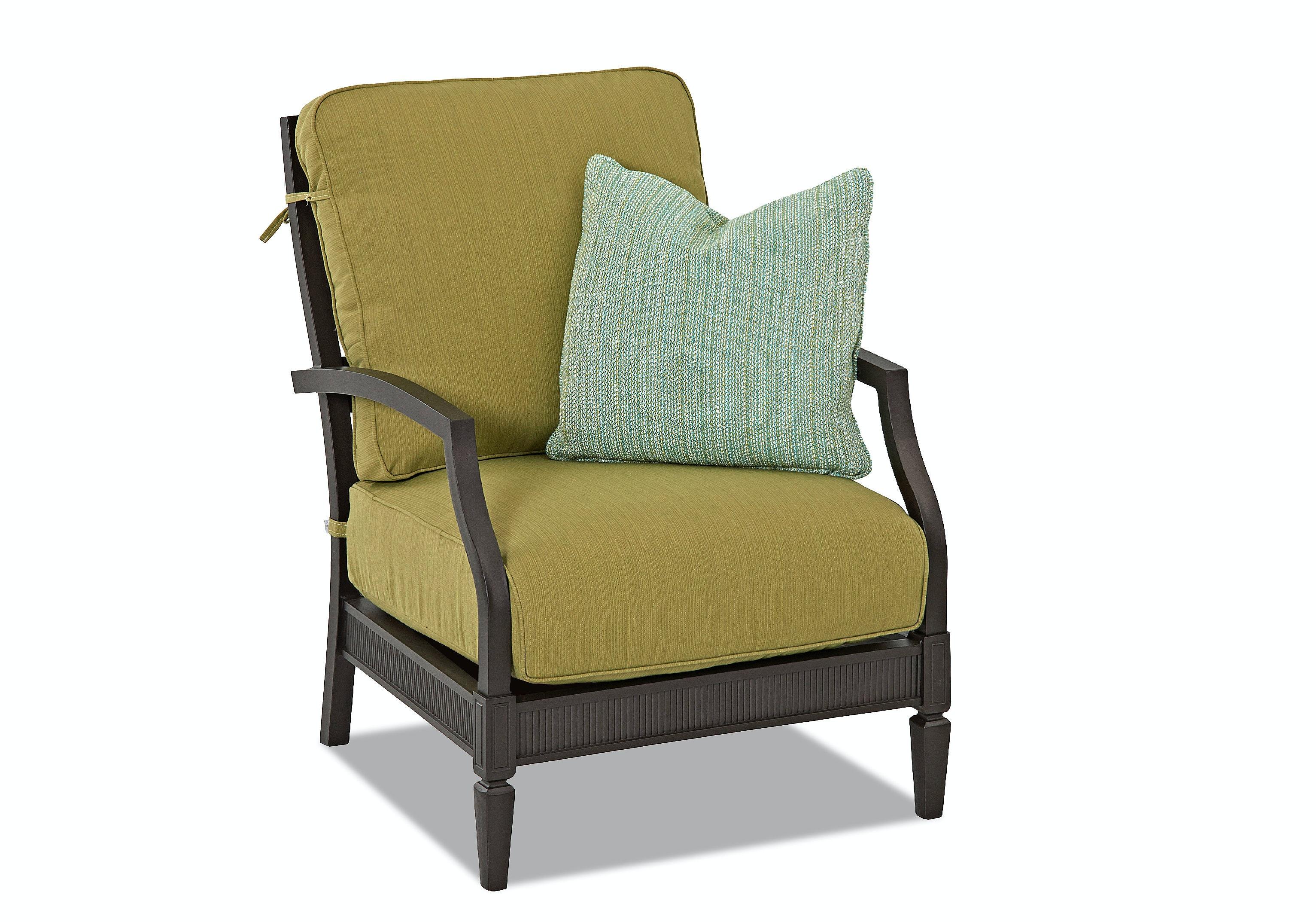 Klaussner Outdoor Cerissa Chair W4200 CDR
