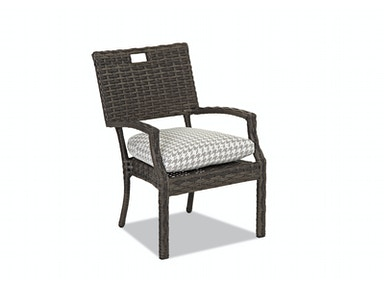 Simple Elegance Outdoor Cascade Stackable Dining Chair W5000 STDC