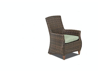 Simple Elegance Outdoor Sycamore Dining Chair W5100 DRC