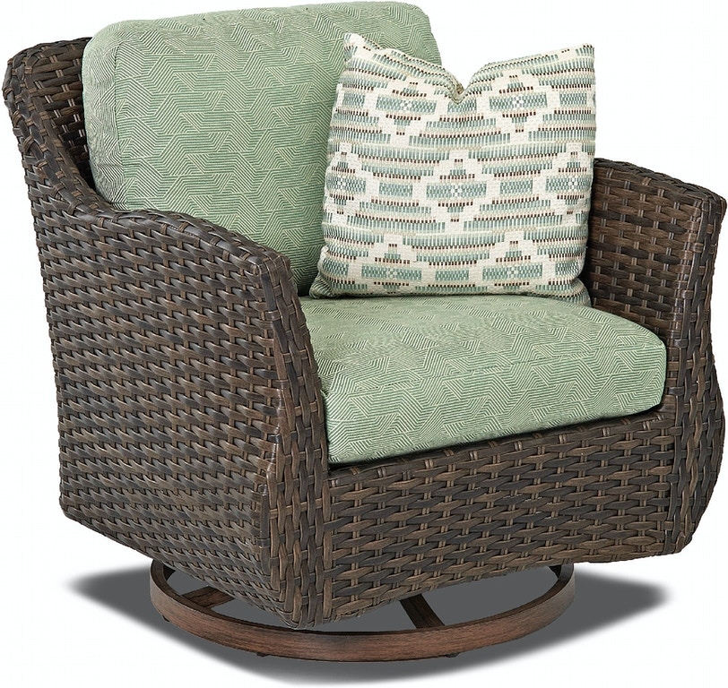 Fabulous Klaussner Outdoor Outdoor Patio Sycamore Swivel Glider Chair Unemploymentrelief Wooden Chair Designs For Living Room Unemploymentrelieforg