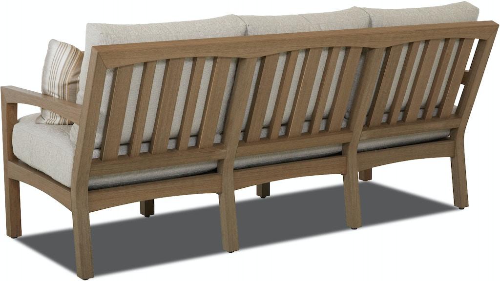 Klaussner Outdoor Outdoor Patio Delray Sofa W8502 S