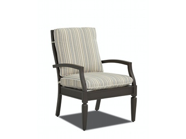 Simple Elegance Outdoor Cerissa Dining Chair W4200 DRCDR