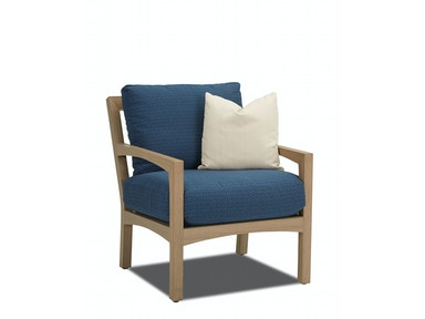 Klaussner Outdoor Outdoor/Patio Delray Chair