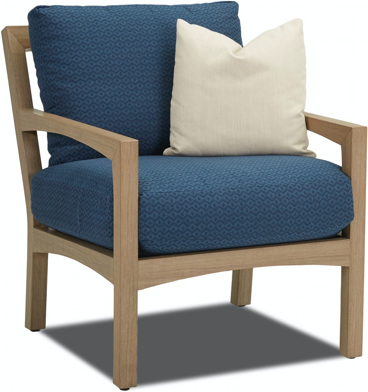 Patio Furniture Southern New Jersey: Klaussner Outdoor Outdoor/Patio Delray Chair W8502 C