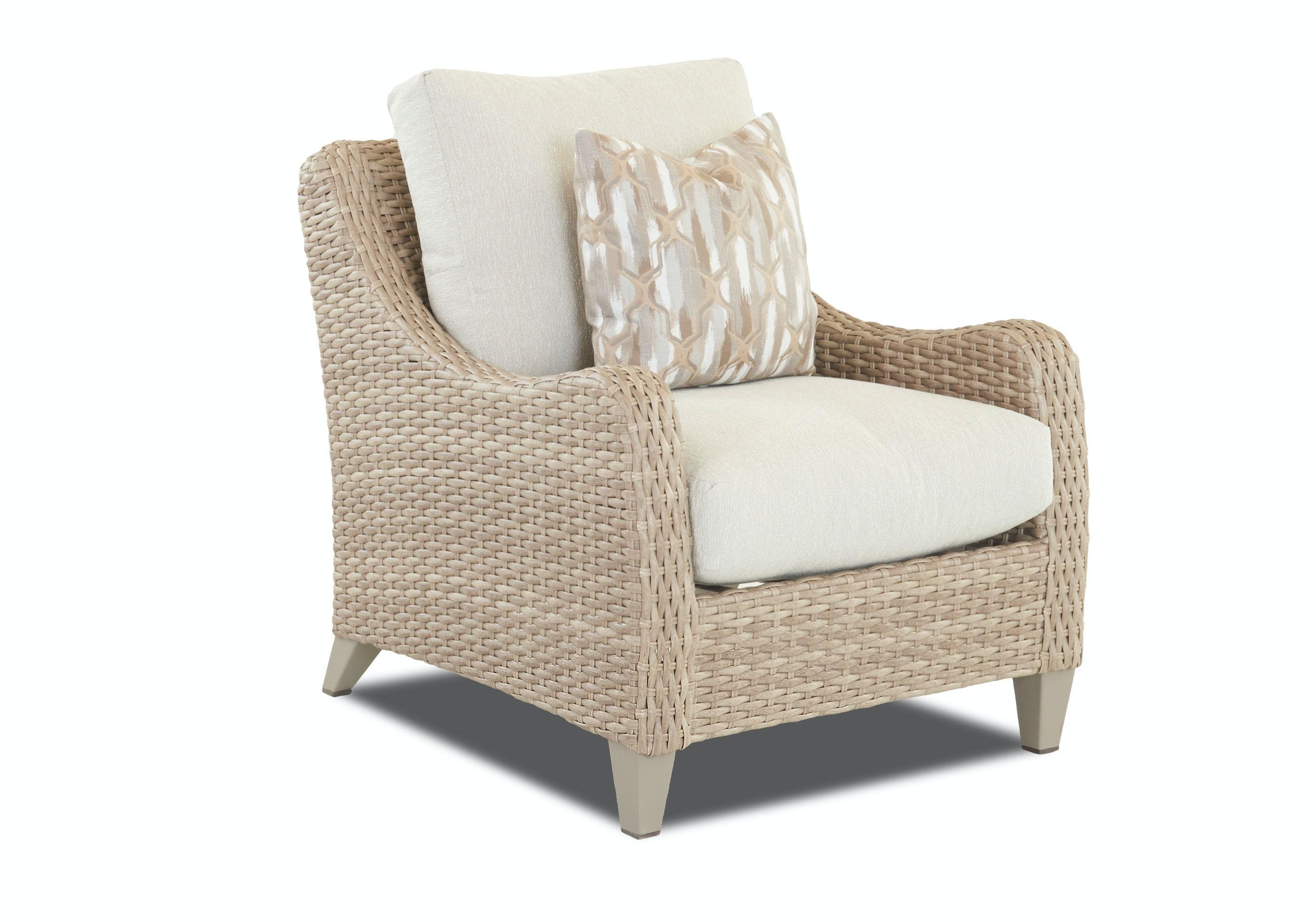 Klaussner Outdoor Mesa Chair W7501 C
