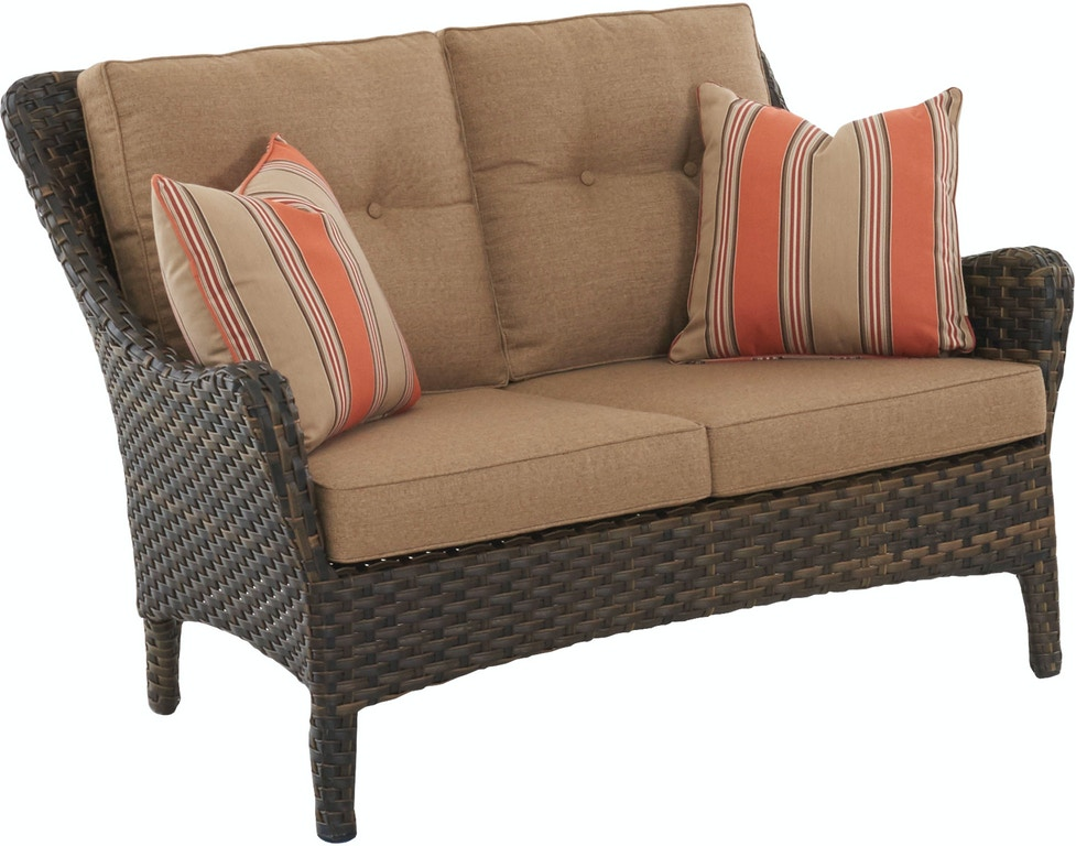 Patio Furniture Portsmouth Nh.Klaussner Outdoor Outdoor Patio Bayley Loveseat W6800 Ls Furniture