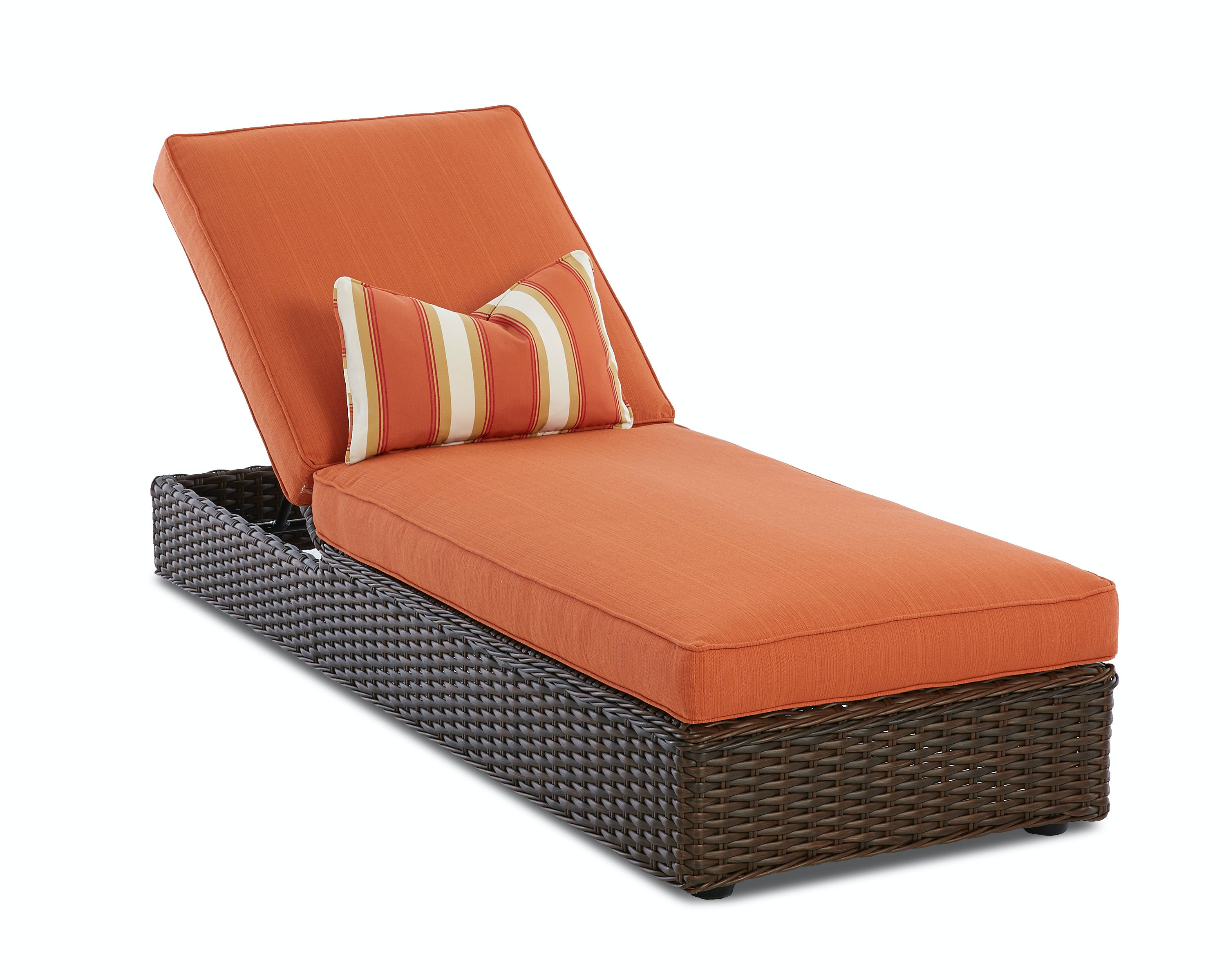 Klaussner Outdoor Laurel Chaise W1000 CHASE
