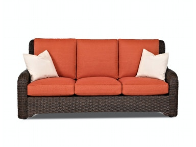 Klaussner Outdoor Outdoor/Patio Laurel Sofa