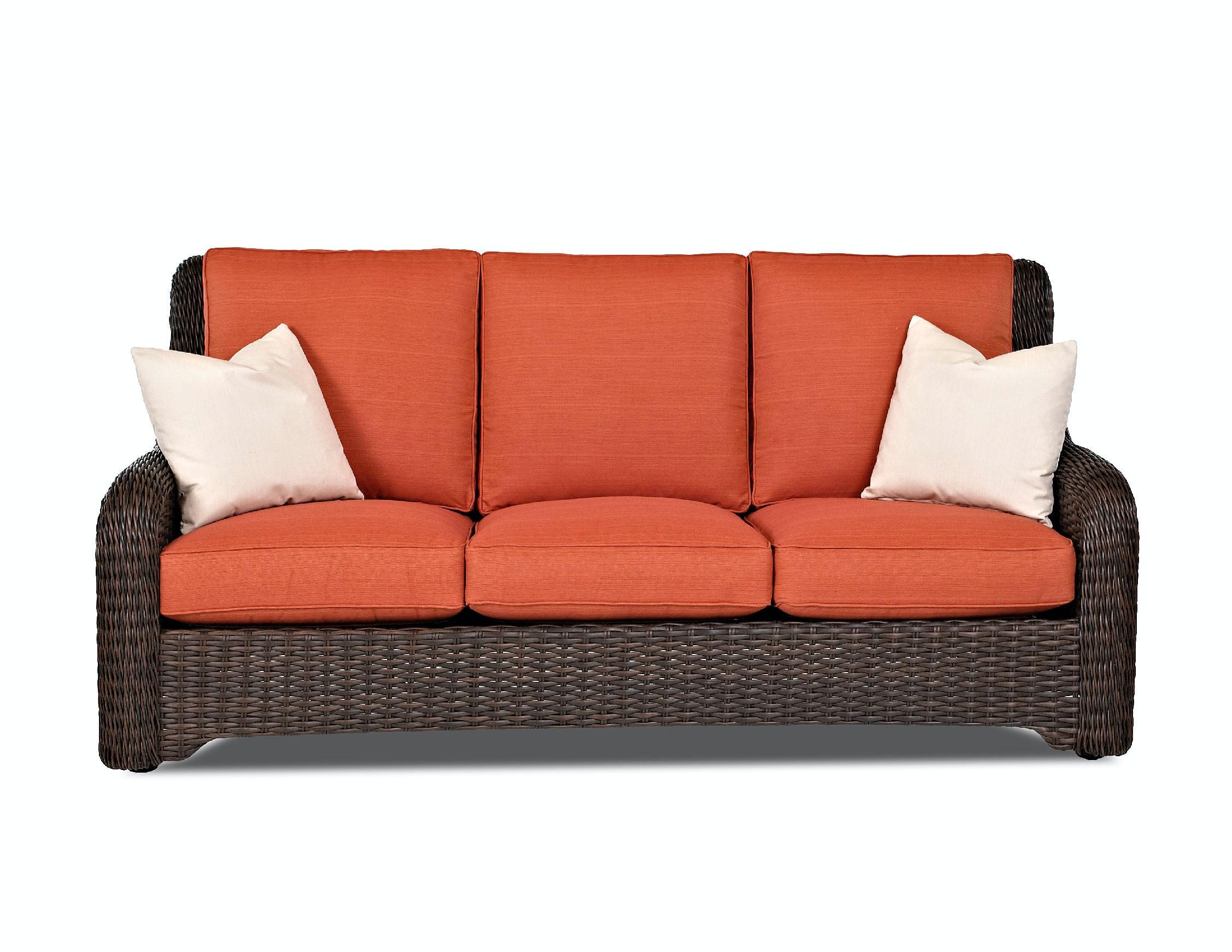 Klaussner Outdoor Laurel Sofa W1000 S