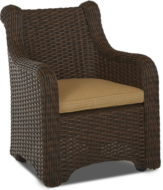 Outdoor Patio Furniture Hickory Nc: Klaussner Outdoor OutdoorPatio Laurel Dining Chair W1000
