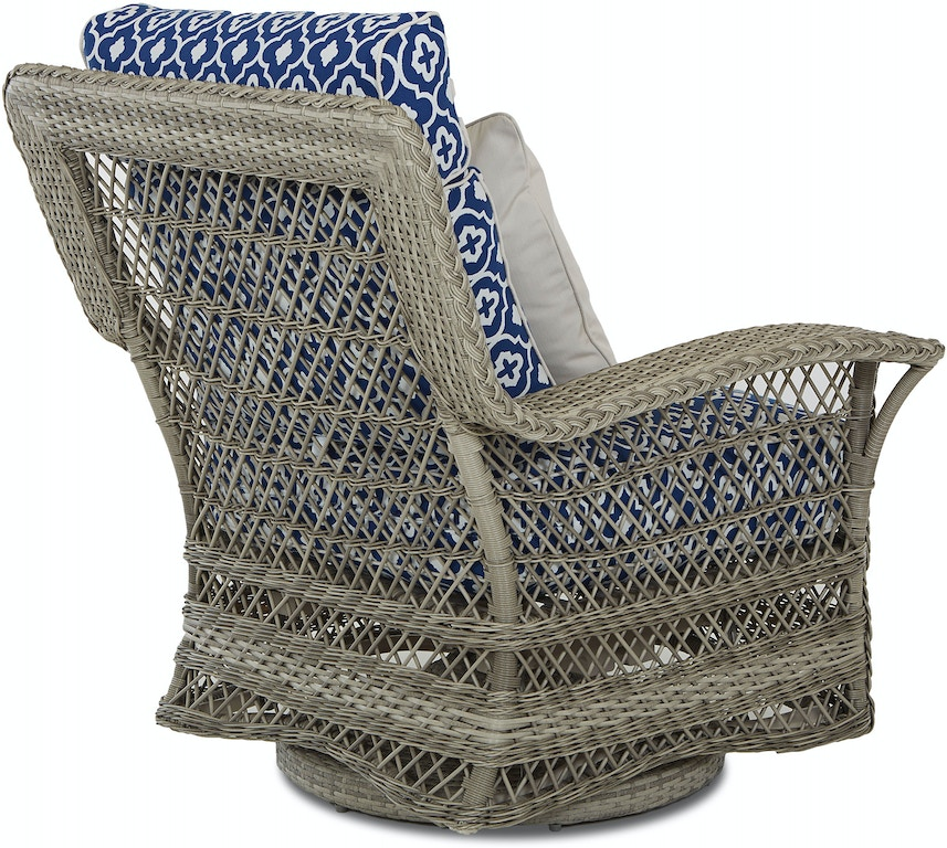 Fine Klaussner Outdoor Outdoorpatio Willow Swivel Glider Chair Ocoug Best Dining Table And Chair Ideas Images Ocougorg
