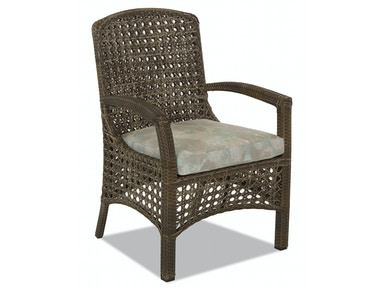 Simple Elegance Outdoor Amure Dining Chair W1300 DRC