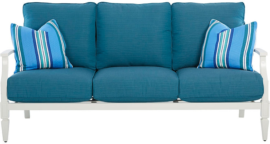 Klaussner Outdoor Outdoor Patio Mimosa Sofa W4000 Sdr