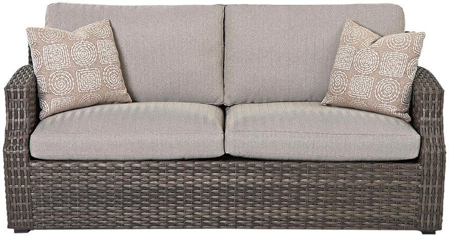 Klaussner Outdoor Outdoor Patio Cascade Sofa W5000 S
