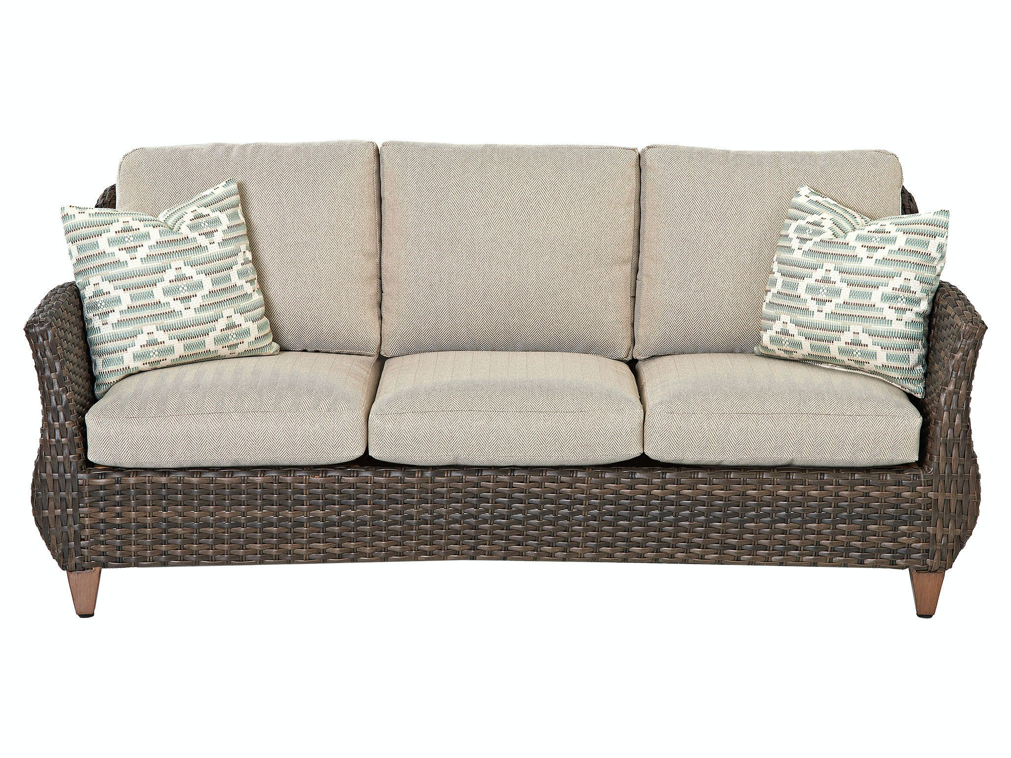 Charmant Klaussner Outdoor Sycamore Sofa W5100 S