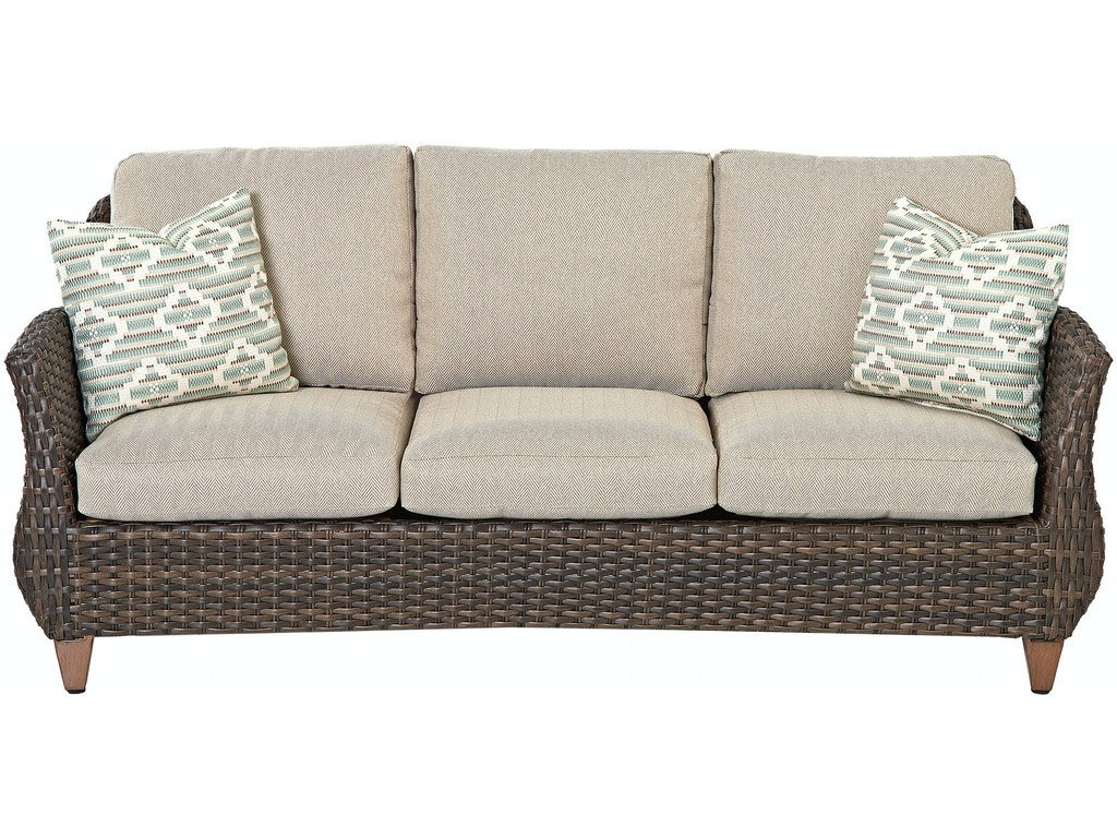 Klaussner Outdoor OutdoorPatio Sycamore Sofa W5100 S
