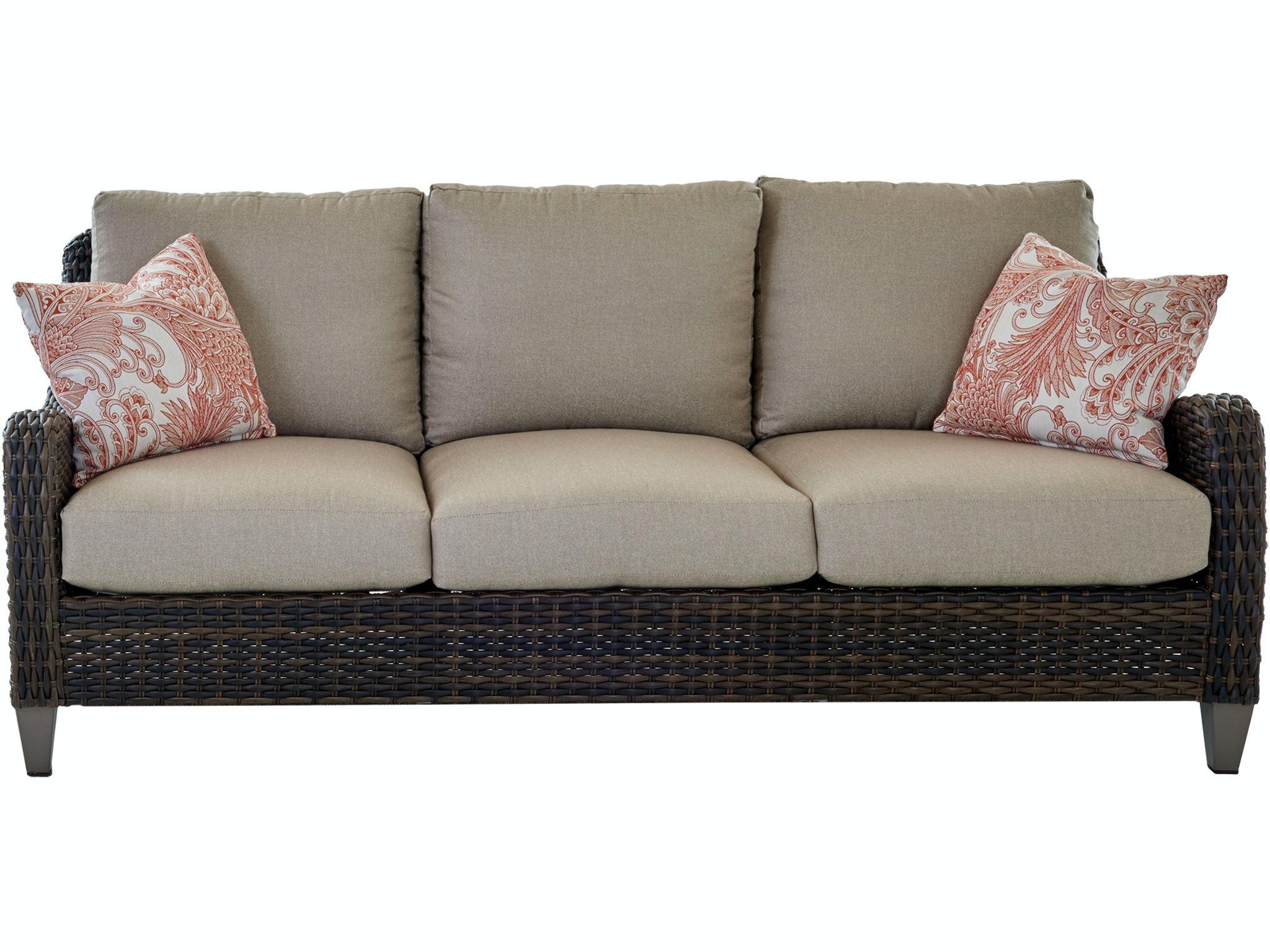 Genial Klaussner Outdoor Mesa Sofa W7502 S