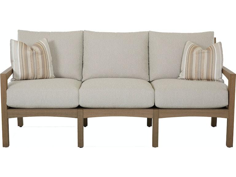 Klaussner Outdoor Patio Delray Sofa W8502 S Furniture Plus Inc Mesa Az