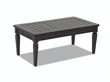 Klaussner Outdoor International Outdoor/Patio Cerissa Rectangular Cocktail Table