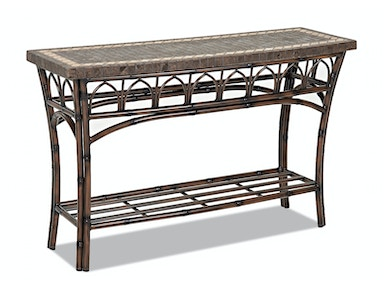 Simple Elegance International Capella Outdoor console table W2000 CONTB