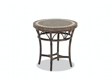 Simple Elegance International Capella Round End Table W2000 RDET