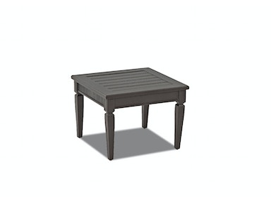 Klaussner Outdoor International Outdoor/Patio Cerissa Square End Table