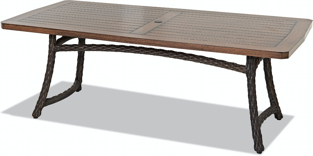 Klaussner Outdoor International Outdoor Patio Sycamore 84