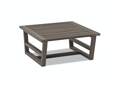 Klaussner Outdoor International Outdoor/Patio Sobe Square Cocktail Table