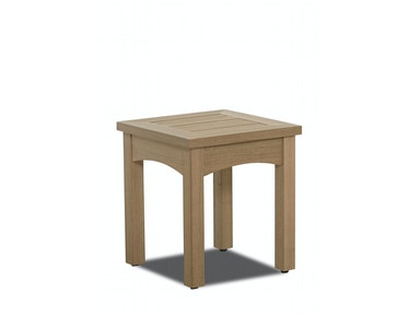Klaussner Outdoor International Outdoor/Patio Delray Square Accent Table