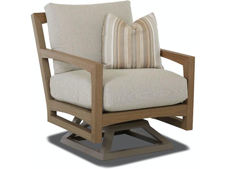 Klaussner Outdoor International Outdoor Patio Delray Chair